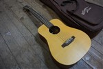 Recording King Eztone RD-A3MQ Mini-Dreadnought Acoustic Guitar, B-Stock Repaired- Image 6