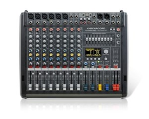 Dynacord Powermate PM 600-3 Mk3 Powered Mixing Desk