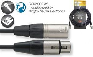 Stagg XLRF-XLRM Mic Lead NMC10R