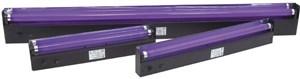 Qtx Blacklight Uv Holder Inc Tube 600mm