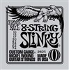 Ernie Ball 8 String Slinky Guitar Strings 10-74 2625- Image 1