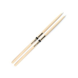 Promark 747 Hickory Nylon Tip Drum Sticks - Image 1