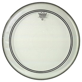 "Remo 22"" Powerstroke 3 Clear Drum Skin P3-1322-c2"