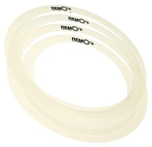 Remo O Rings Tone Control Rings 10-12-14-14 Pack Ro-0244-00 - Image 1