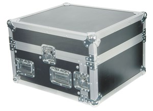 Citronic, 4u + 10u Mixer / Amp Case