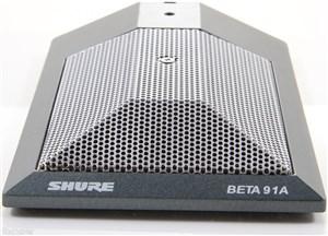 Shure Beta 91a Boundary Microphone