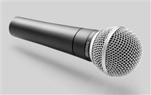 Shure SM58-LCE High Quality Handheld Cardiod Vocal Microphone- Image 1