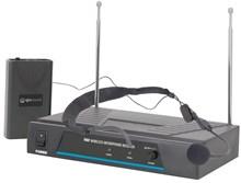 Qtx Vhf Vn1 Neckworn Radiomic System, 173.8 MHz