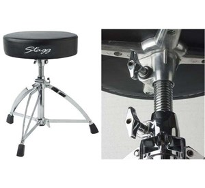 Stagg DT-220R Pro Drum Throne