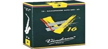 Vandoren V16 Alto Sax Reed, 3