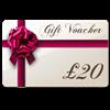 Gift Voucher, £20