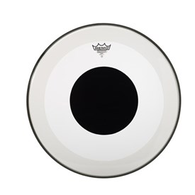 "Remo 14"" Powerstroke 3 Coated + Dot Drum Head P3-0114-C2"