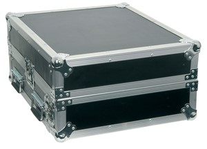 "Citronic Sturdy 19"" Rack Mixer Case 2u + 10u"