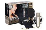 Rode Nt1a Studio Microphone Pack- Image 1