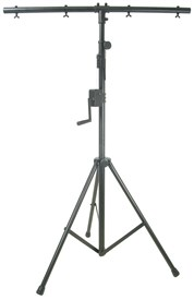 Citronic Lighting Stand with Winch & T-Bar