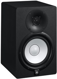 Yamaha HS7 Powered Studio Monitor, Each, Black - Image 1