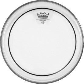 """Remo 13"""" Pinstripe Clear Drum Head Ps-0313-00"""