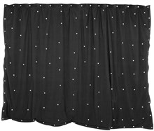 QTX Star Cloth 1m X 2m, Blue