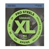 D'addario EPS165 Prosteel Bass Strings 45-105, Reg Light Top/Med Bottom- Image 1
