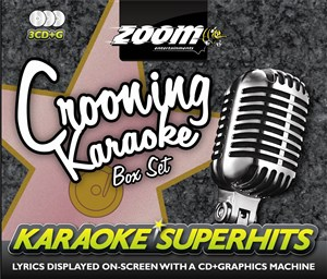 Cdg - Zoom Crooning Karaoke Superhits Triple Pack
