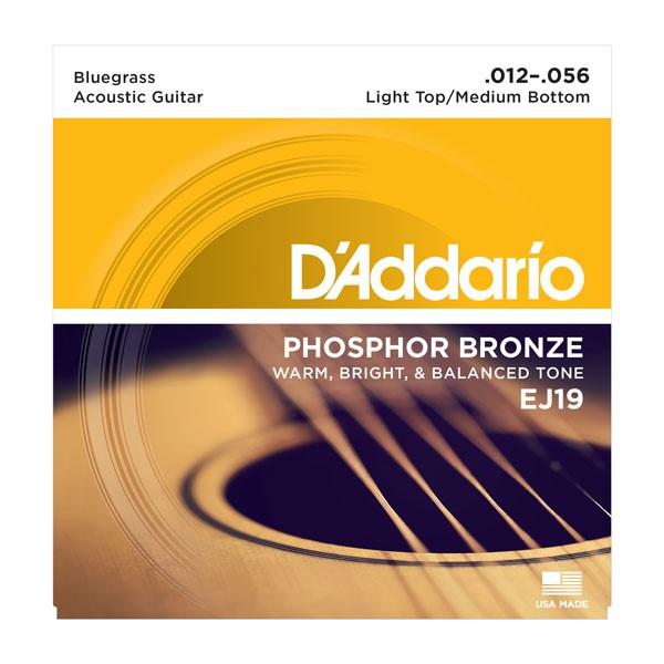 13-56 Medium D/'Addario EZ930 85//15 Bronze Acoustic Guitar Strings