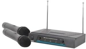 Qtx Vhf Vh2 Twin Radiomic System