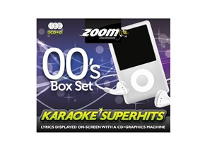Cdg-Zoom 00's Karaoke Superhits Triple Pack