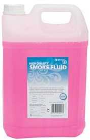 Qtx High Quality Smoke Fluid 5 Litre Pink 160.583
