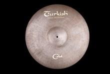"Turkish ZilZen Cymbals Classic Crash, Dark,18"""