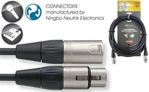 Stagg XLRF-XLRM Mic Lead NMC6R