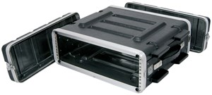 "Citronic, 4u Abs 19"" Rack Case"