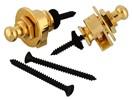 Schaller Strap Lock, Gold