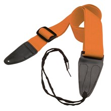 On Stage Gsa10 Guitar Strap, Orange