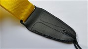 On Stage Gsa10 Guitar Strap, Yellow