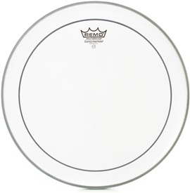 """Remo 14"""" Pinstripe Coated Drum Head Ps-0114-00"""