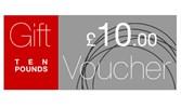Gift Voucher, £10