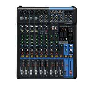 Yamaha MG12XU Audio Mixer with SPX Effects - Image 1