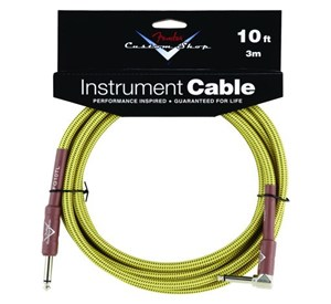 Fender FG10TL Custom Shop Cable 3m/10ft