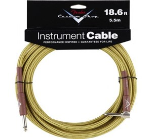 Fender FG186TLCustom Shop Cable 5.5m/18.6ft