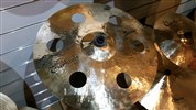 Turkish ZilZen Cymbals Sirius Crash, 16""