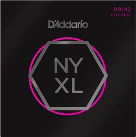D'addario NYXL Electric 9-42