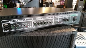 Mcgregor DA2U Background Amplifier 2x500W