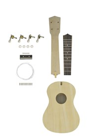 Chord DIY Self-Build Ukulele 174.521UK