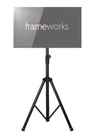Frameworks GFW-AV-LCD2 TV Stand With Vesa Mount
