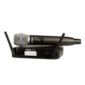 Shure GLXD24 Beta 87a Wireless Radio Mic System