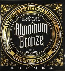 Ernie Ball Aluminum Bronze 13-56 2564