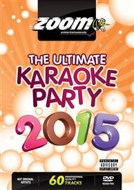 DVD- Zoom Ultimate Karaoke Party 2015