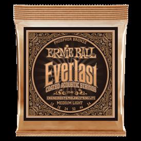 Ernie Ball Everlast Phosphor Bronze 12-54 2546