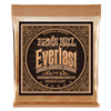 Ernie Ball Everlast Phosphor Bronze 12-54 2546, Med Light- Image 1