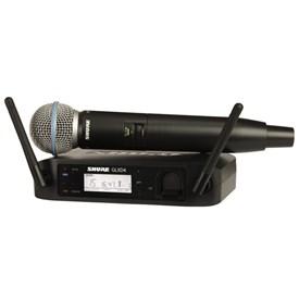 Shure GLXD24 Beta 58a Wireless Vocal Mic System